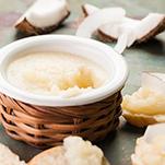 Apple & coconut spread